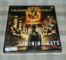 Hunger Games Training Days Game 2012 - Complete - Wizkids