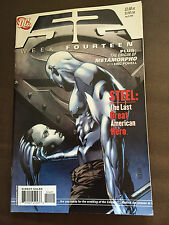 52 WEEK FOURTEEN #14 (AUG 2006) VFN DC COMICS - STEEL