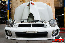 JDM Subaru Impreza GDB WRx STi Front End Conversion Bug Eye Version7 EJ20T EJ25T