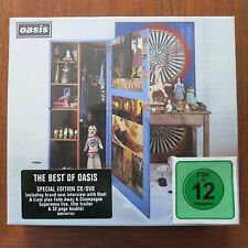 OASIS ‎– Stop The Clocks 2-CDs & DVD Box Helter Skelter ‎88697007552  NEU SEALED