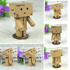 Gift Toy Revoltech Danbo Danboard Amazon Logo Japan Box Version Figure Carton