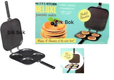 Deluxe Perfect Pancake Maker Hetty's Kitchen Also Great For Eggs