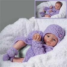 ASHTON DRAKE So Truly Real ALYSSA CLAIRE Lifelike Baby Doll NEW