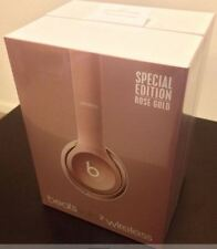 Beats by Dr. Dre Solo 2 Wireless Headband Headphones Rose Gold