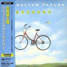 LIVINGSTON TAYLOR Bicycle Original JAPAN CD (MHCP 1209) SEALED, RARE