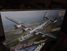 "MINICRAFT 1/72nd SCALE USAAF B-24J ""HARE POWER""  MODEL KIT ( # 11665 )"