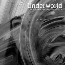 UNDERWORLD 'BARBARA BARBARA WE FACE A SHINING FUTURE' LP VINYL - NEW + SEALED