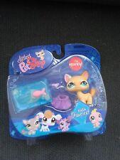 Littlest Pet Shop Fanciest #626 Sparkly Kitten - Brand New LPS VHTF RARE!!