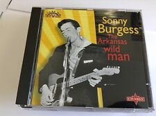 Sonny Burgess : Arkansas Wild Man CD (1995)