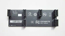 Gigabyte 4 Way SLI Bridge Connector NVIDIA Video Cable Adapter Quad Slot GC-4SLI