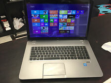 HP Envy TouchSmart m7-J010DX Notebook 17.3 Intel i7-4700MQ 2.40GHz 8GB 1TB Win8
