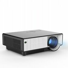 "XElectron Full HD 150"" 2500 Lumens UC104 LED Projector with AV VGA HDMI USB port"