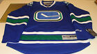 Vancouver Canucks Alt 3rd Blue Jersey NHL Hockey Reebok NWT Adult XL Premier