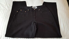 NWT  Columbia Loose Tough Mother Jeans  Sz. 32W x 30L Black  NEW