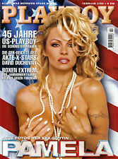 Playboy 02/1999     Pamela Anderson & Holly Joan Hart     Februar/1999