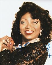"PATTI BOULAYE  AUTOGRAPH SIGNED 10"" X 8"" PHOTO (SLIGHTLY SMUDGED) **SALE** COA"