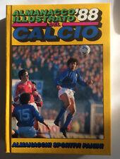 Almanacco illustrato del Calcio 1988  Autentico d'epoca  23/06/15