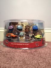 Disney Cars 2 Deluxe Figurine Playset