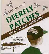 4 /pk Trednot Deerfly Patches, Deer Fly Patch , repellent  repellant