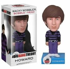 THE BIG BANG THEORY HOWARD BOBBLE HEAD BNIB WACKY WOBBLER