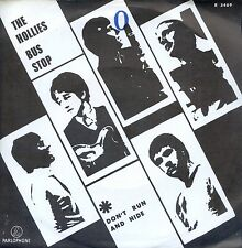 7inch THE HOLLIES bus stop HOLLAND NEAR MINT