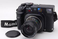 【TOP MINT】 MAMIYA 7 II Medium Format Film Camera + N 65mm F4 L From Japan 524