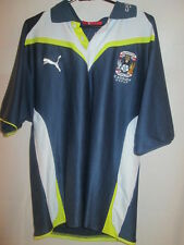 Coventry City Training Leisure Polo Football T-Shirt Size Small /22306