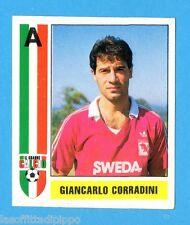 VALLARDI-GRANDE CALCIO 1987/88-Figurina n.266- CORRADINI - TORINO -NEW