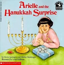 Arielle and the Hanukkah Surprise (Read With Me) Chanukah Book