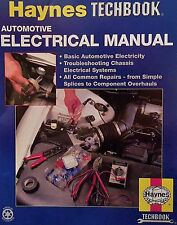*NEW* Haynes TECHBOOK 10420 / Automotive Electrical Manual /Step-by-Step Instr.