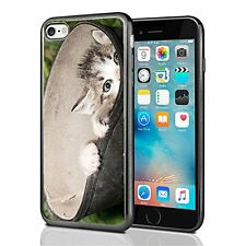 Curious Kitten Peek A Boo For Iphone 7 Case Cover By Atomic Market