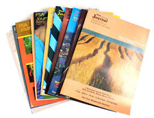 PSA JOURNAL, A COMPLETE 1981 SET OF 12