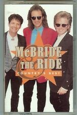 McBRIDE & THE RIDE - COUNTRY'S BEST - CASSETTE TAPE - NEW