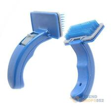 Dog Cat Long Short Hair Quick Clean Shedding Tool Brush Comb Pet Fur Grooming
