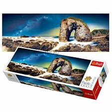 Trefl 1000 Piece Panorama Adult Milky Way Universe Large Floor Jigsaw Puzzle NEW