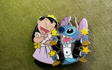 Disney Lilo and Stitch Red Carpet Series Limited Edition 100 Disney Auction Pin