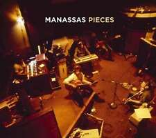 Manassas Stephen Stills - Pieces, CD Neu
