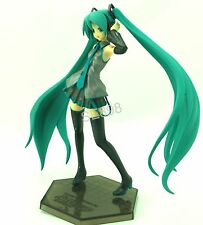 "Hot Hatsune Miku 7.2 "" 18cm 1/8 Scale Painted PVC Figure Toy NEW In Box Boy Gift"