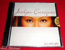 PHILIPPINES:JOCELYN ENRIQUEZ - All My Life CD ALBUM,SEALED,RARE,VHTF