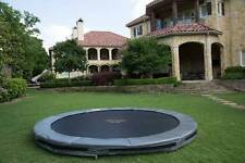 InGround Trampoline - SALE -14 ft round - NEW - Ships FREE- lifetime warranty!!!