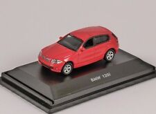 BMW 120i in Red 1/87 scale model WELLY