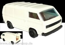 VW Bus T3 - Dom Modell ca 1:43 - Transporter - Weiss