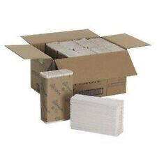 GEORGIA PACIFIC ENVISION 2400 WHITE C-FOLD TOWELS #25190 RECYCLED OFFICE SCHOOL