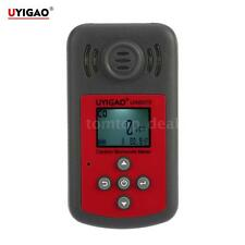 UYIGAO Portable Carbon Monoxide Meter CO Gas Detector w/ Large LCD Display K3V6