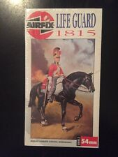 New Factory Sealed AIRFIX 54mm COLLECTORS SERIES 1815 LIFE GUARD SOLDIER