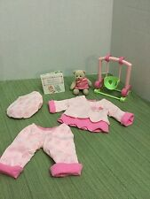 Bitty Baby Doll Clothes 2005 Playful Hearts Outfit Bitty Bears Swing Book