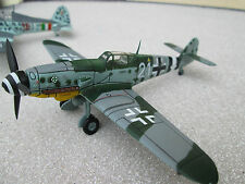 Messerschmitt Me 109 G-10  IXO Bf -109 Aircraft / YAKAiR / Metall 1:72 Fw-190