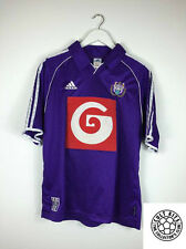 Retro ANDERLECHT 99/00 Away Football Shirt (L) Soccer Jersey Adidas
