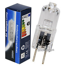 10 G4 10watts Halogen Light Bulb Lamps 12v 2000H £3.20