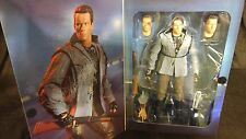 TERMINATOR T-800 TECH NOIR ARNOLD SHWARZENEGGER ULTIMATE ACTION FIGURE NECA